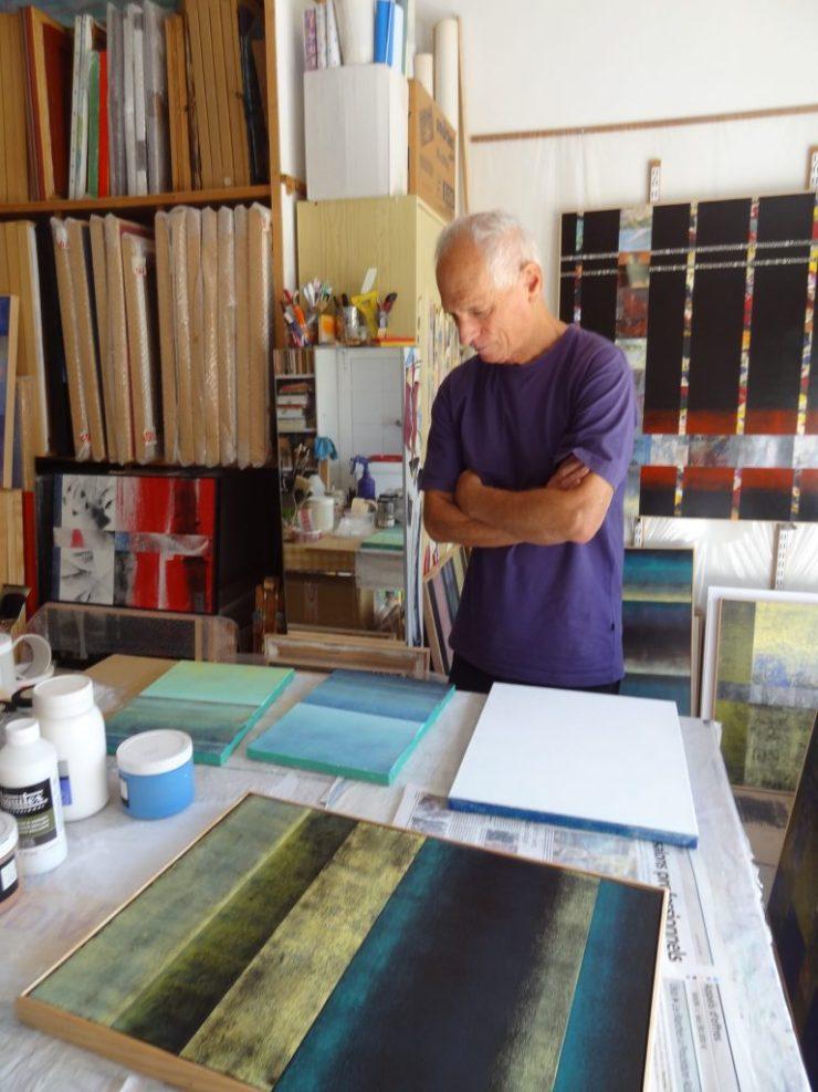 Jose Gastardi atelier
