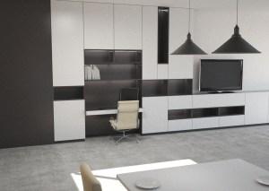interiorismo, Cocina, Cocina 3D, reformas, reformas 3D, Diseño 3D