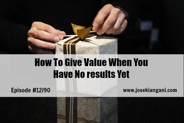 How To Give Value Internet Marketing