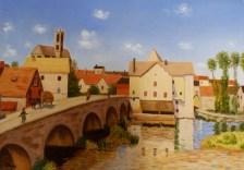 El puente holandés