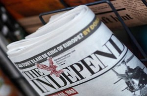 UK-Independent-Newspaper