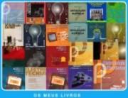 Os meus livros de eletricidade e eletrónica