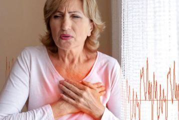 Síntomas físicos de la ansiedad, palpitaciones