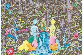 """La participación mística, la fusión del yo con el """"no-yo"""""""