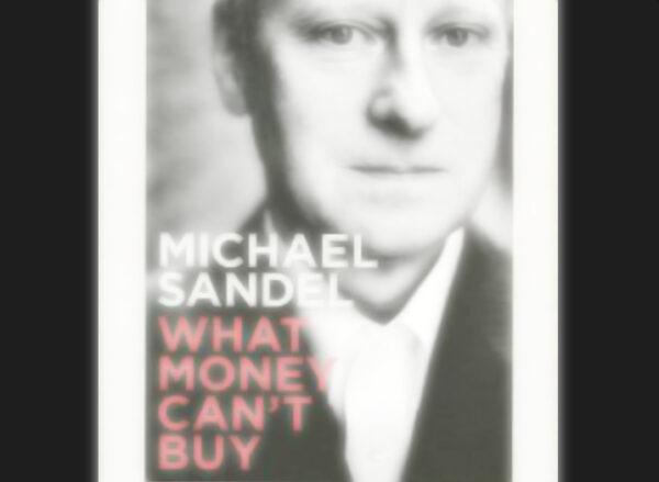Michael Sandel Meritocracy