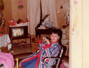 Christmas TV watching