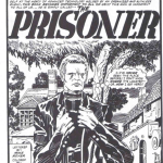 Jack Kirby's The Prisoner adaptation could have been awesome