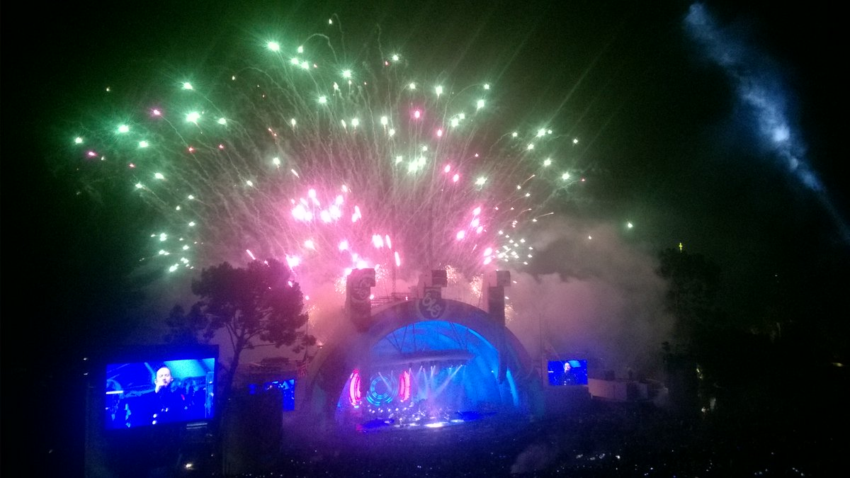 Review: Jeff Lynne's ELO concert at the Hollywood Bowl