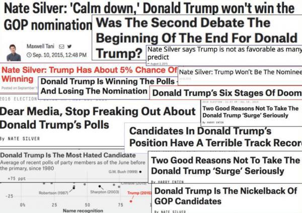 Lessons in #UX: Election 2016 and confirmation bias