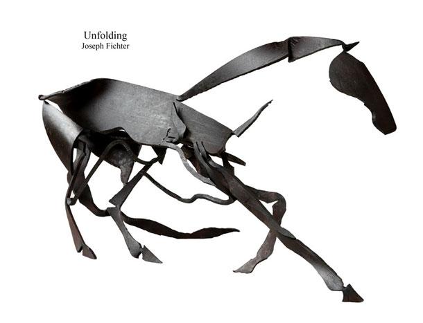 Unfolding-josephfichter- Sculpture