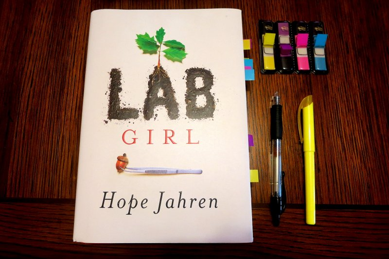 Hope Jahren's Lab Girl: Joy of Dicovery