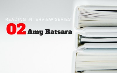 Reading Interview Episode 2: Amy Ratsara