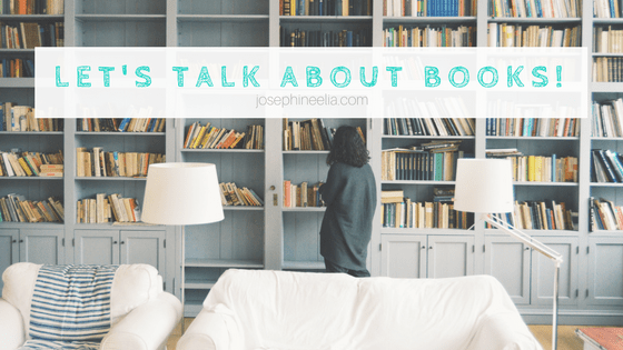 Let's Talk About Books: 3 Things I'm Doing