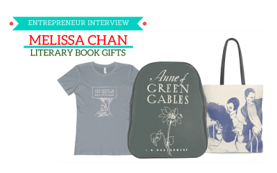 Literature Meets Design: Melissa Chan of Literary Book Gifts