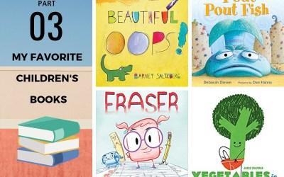 My Favorite Children's Books: Part 3