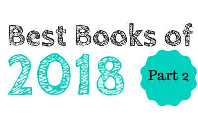 Best Books of 2018: Part 2