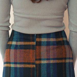 falda cuadros de franela 3