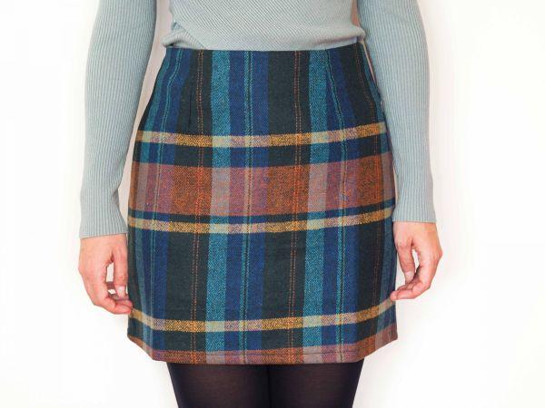 falda cuadros de franela 4