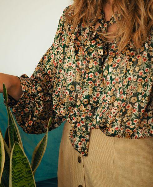 Una blusa, dos looks 5