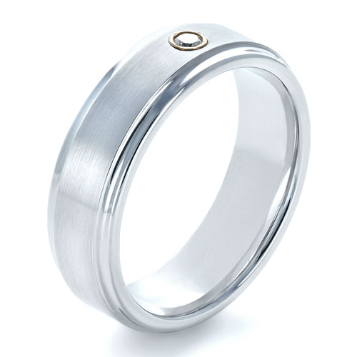 Mens Tungsten Wedding Rings Joseph Jewelry Bellevue
