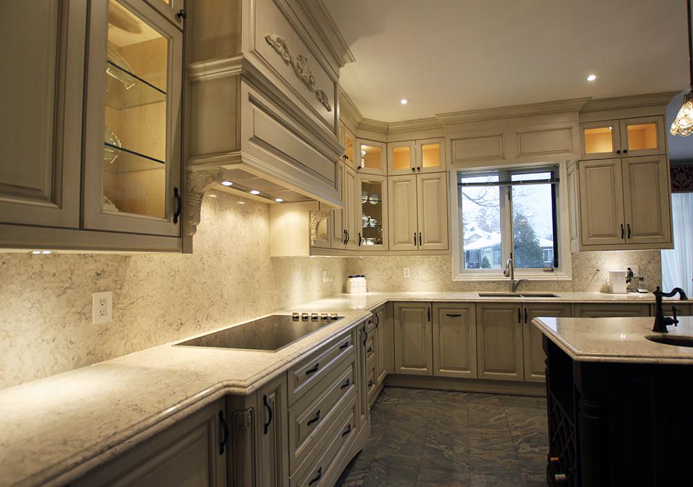 Toronto, Thornhill Custom Classic Kitchen Design on Rustic:rkh3E0Gkuju= Farmhouse Kitchen Ideas  id=87614