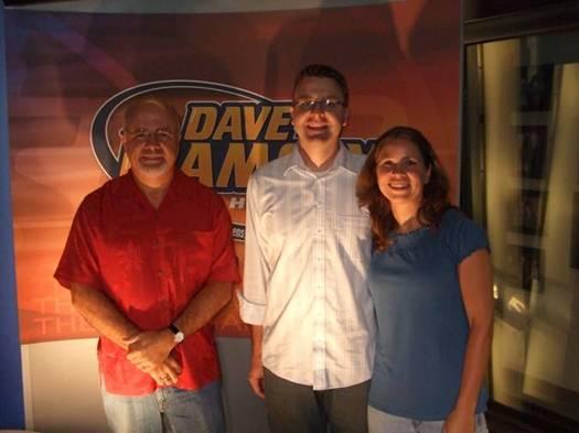 I Met Dave Ramsey Yesterday!