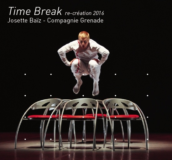 Lumières sur «TIME BREAK» (re-création 2016)