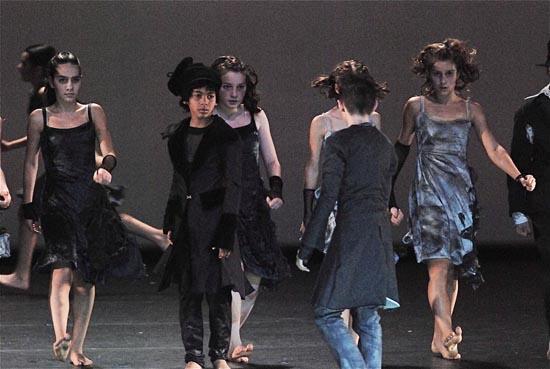 Oliver Twist- Groupe Grenade - Josette Baïz