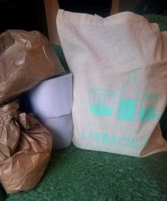 Livraison de produits par la vrac mobile pendant le confinement