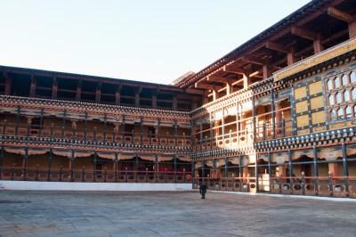 Rinpung Dzong.