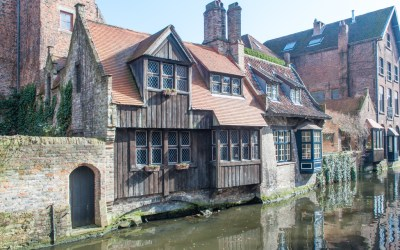 The medieval gem in the heart of Belgium