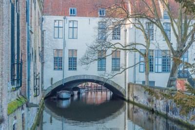 Bruges architecture.