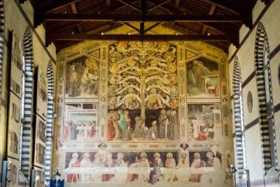 Santa Croce Monastary