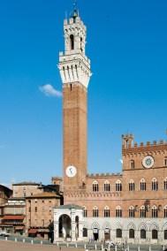 Siena's Palazzo Publico.