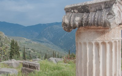The Odyssey Revisited – Athens to Delphi