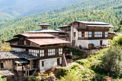 Tang Valley farmhouse