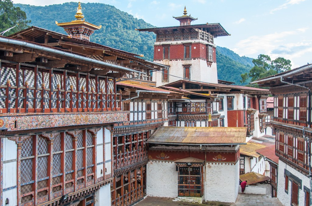 The spiritual heart of Bhutan