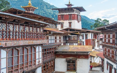 The spiritual heart of Bhutan