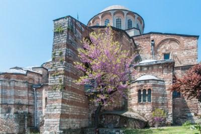 Istanbul - Chora Museum.