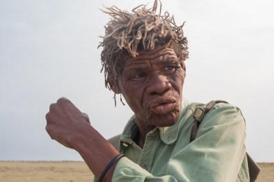 Botswana - Kalahari Bushman Walk