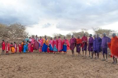 Kenya - Amboselli Masai