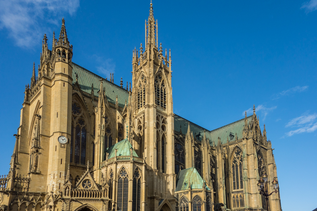 Metz – Spanning Two Millennia of European History