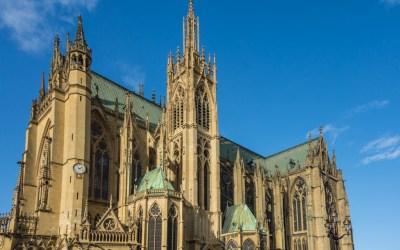 Metz – Spanning Two Millennia of European History