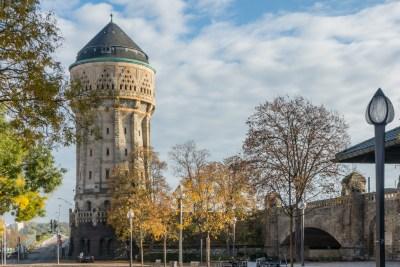 France - Metz, Water Tower