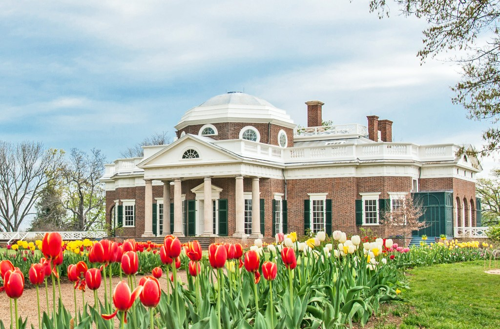 Virginia - Charlottesville, Monticello