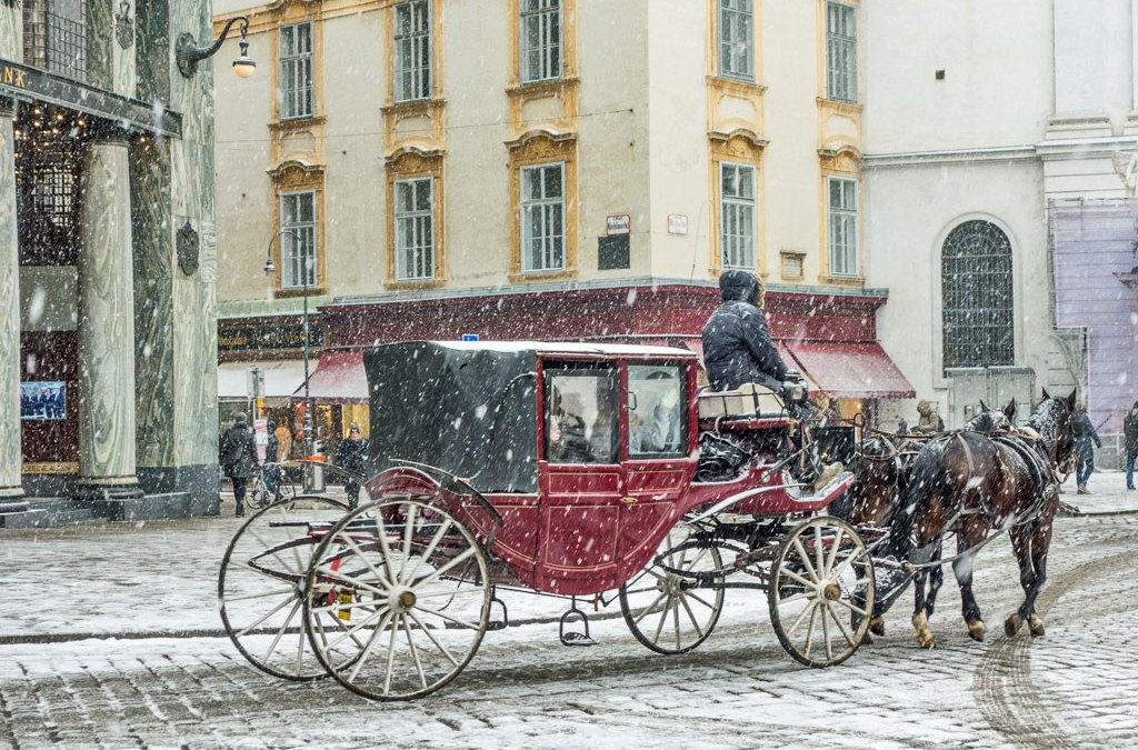 A Vienna Winter Weekend