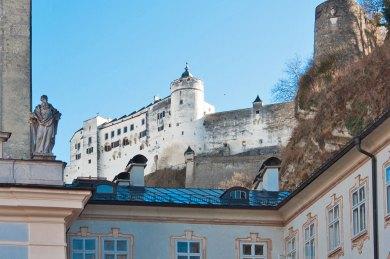 Austria - Salzburg Fortress