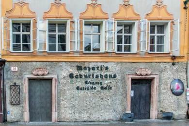Austria - Salzburg Mozart