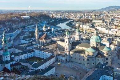 Austria - Salzburg DomQuartier