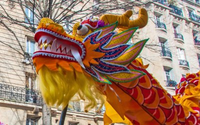 Chinese New Year Celebrations – Paris-style
